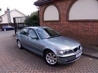 Used BMW 316i 3 Series SE 16v 4dr