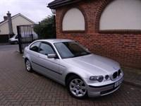 Used BMW 316ti 3 Series SE 3dr