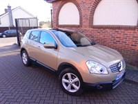 Used Nissan Qashqai dCi Tekna 5dr 1 Owner, Full Nissan History