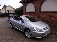 Used Peugeot 307 2dr Auto LOW MILEAGE, FSH
