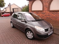 Used Renault Megane Scenic dCi 106 Expression 5dr [Euro 4]