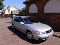 Used Vauxhall Omega 16V GLS 4dr Auto LOW MILEAGE