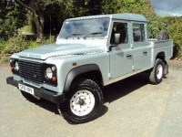 Used Land Rover Defender 130 HI CAPACITY DOUBLE CAB PICK UP