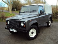 Used Land Rover Defender 110 TDCI SINGLE CAB