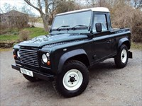 Used Land Rover Defender 90 PICK UP