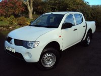 Used Mitsubishi L200 4 WORK D-ID