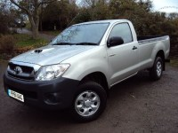 Used Toyota Hilux HL2 D-4D 4X4 SINGLE CAB