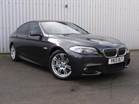 Used BMW 535d M Sport Saloon