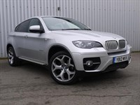 Used BMW X6 xDrive40d S.A.V.