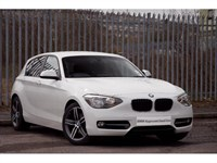 Used BMW 118i 1 Series 2.0 Sport