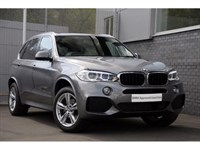 Used BMW X5 xDrive30d M Sport