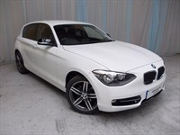 Used BMW 114i Sport 5-door
