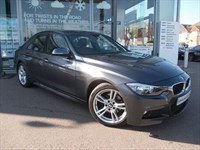 Used BMW 320d M Sport Saloon