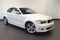 Used BMW 118d 1 Series Coupe Special Editions Exclusive Edition 2dr