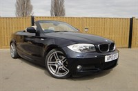 Used BMW 120d 1 Series Convertible TD Sport Plus Edition