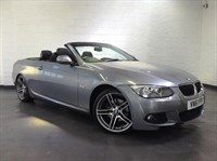 Used BMW 320d 3 Series Convertible M Sport 2dr Step Auto