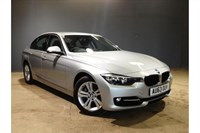 Used BMW 320d 3 Series Saloon Sport 4dr