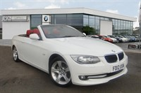 Used BMW 320i 3 Series Convertible SE 2dr