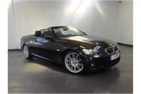 Used BMW 325d 3 Series Convertible M Sport Highline 2dr Step Auto