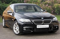 Used BMW 520d 5 Series Saloon M Sport 4dr
