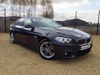 Used BMW 520d 5 Series Saloon M Sport 4dr Step Auto