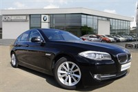 Used BMW 520i 5 Series Saloon SE 4dr