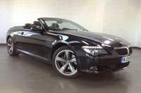 Used BMW 635d 6 Series Convertible Special Editions Edition Sport 2dr Auto