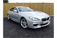 Used BMW 640d 6 Series Gran Coupe M Sport 4dr Auto