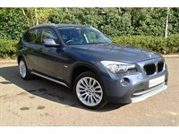 Used BMW X1 Estate xDrive 20d SE 5dr