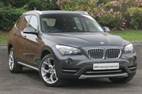 Used BMW X1 Estate xDrive20i xLine 5dr Step Auto