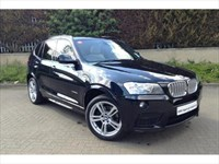 Used BMW X3 Estate xDrive30d M Sport 5dr Step Auto