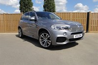 Used BMW X5 Estate xDrive40d M Sport 5dr Auto