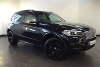 Used BMW X5 Estate xDrive M50d 5dr Auto