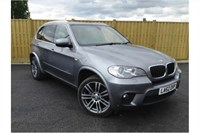 Used BMW X5 Estate xDrive30d M Sport 5dr Auto