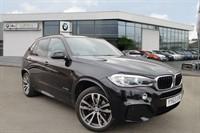 Used BMW X5 TD (258bhp) 4X4 xDrive30d M Sport