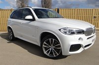 Used BMW X5 TD (313bhp) 4X4 xDrive40d M Sport