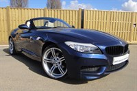 Used BMW Z4 Roadster Special Editions 23i sDrive M Sport Highline Edition 2dr