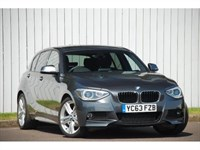 Used BMW 116d M Sport 5-door