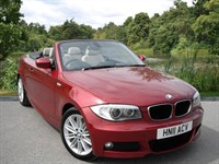 Used BMW 120d M Sport Convertible