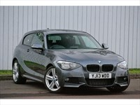 Used BMW 120d M Sport 3-door