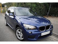 Used BMW X1 sDrive18d M Sport S.A.V.