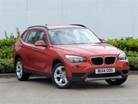Used BMW X1 xDrive20d SE S.A.V.