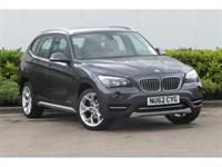 Used BMW X1 xDrive20d S.A.V.