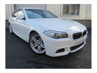 Used BMW 525d M Sport Saloon