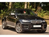Used BMW X6 M50d S.A.V.