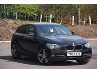 Used BMW 114d Sport 3-door