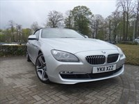 Used BMW 640i SE Convertible