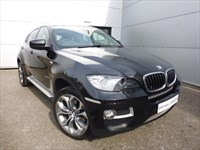 Used BMW X6 xDrive30d S.A.V.