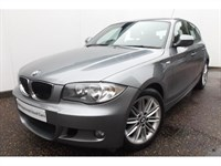 Used BMW 118d M Sport 5-door