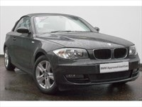 Used BMW 120i SE Convertible